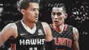 Hawks' Trae Young not worrying about whether he or Jeremy Lin starts at PG