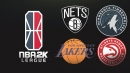 NBA adding Lakers, Nets, Wolves, Hawks franchises to 2K League