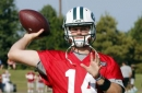 Darnold could start Jets' preseason game vs. Smith, Redskins