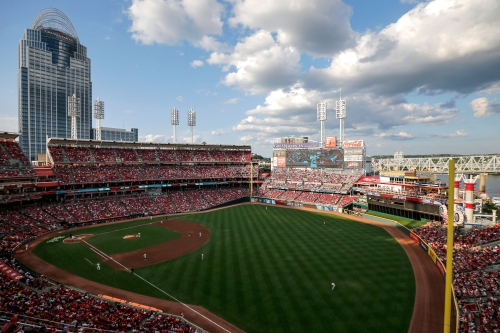 Cincinnati Reds are making front-office changes with their scouting director and farm director