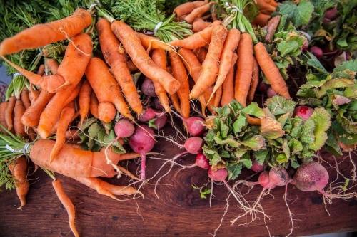 Fresh produce Tucson Farmer's Markets