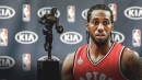 Raptors' Kawhi Leonard opens up at 11/1 odds to win MVP, 6th in NBA
