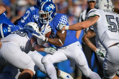 Kentucky football's 2019 game at Eastern Michigan moved to Lexington