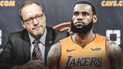 Former Cavs GM says LeBron James-led Lakers can't afford early struggles