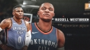 Russell Westbrook's NBA 2K19 rating is lower than LeBron James, Kevin Durant, and Anthony Davis