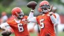 Top 10 NFL training camp position battles