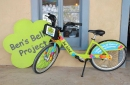 Find a unicorn bike to win swag and promote kinder Tucson streets
