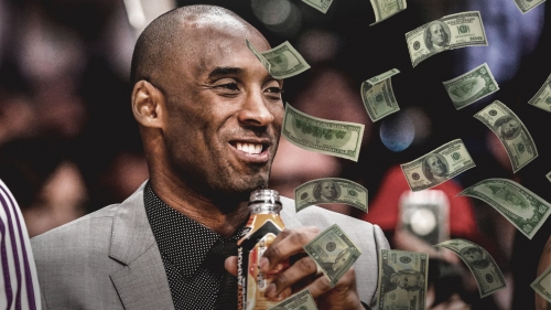 Kobe Bryant's $6 million investment in BodyArmor sports drink now worth $200 million