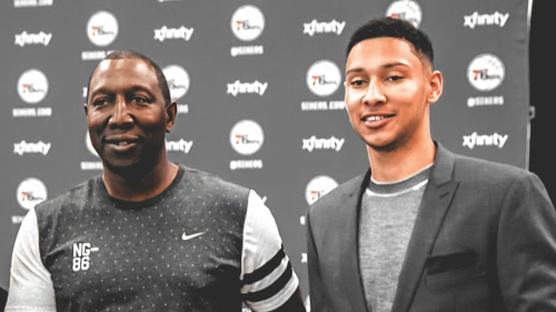 Ben Simmons knew he was better than his dad at age 16