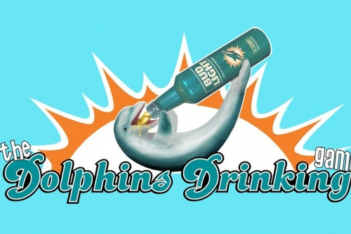 Dolphins Drinking Game - P2