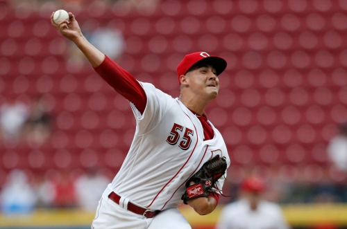 Walks haunt Robert Stephenson again in Cincinnati Reds loss to Cleveland Indians
