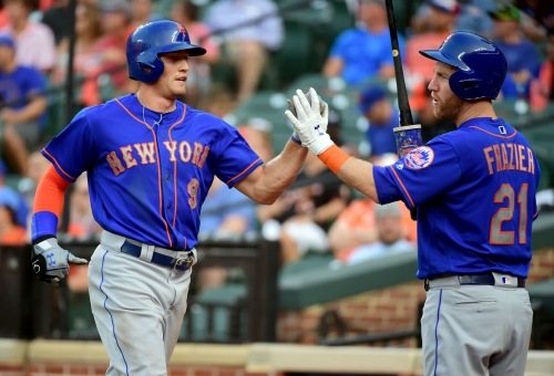 Brandon Nimmo notches career night, Todd Frazier plates four runs as Mets blowout Orioles