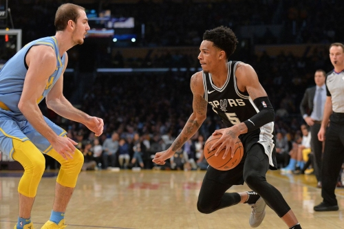 Where Dejounte Murray goes from here