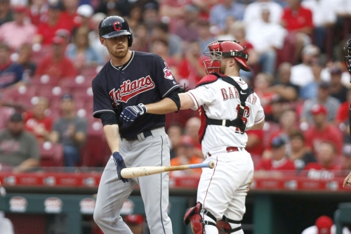 Walks haunt Stephenson, Reds in 4-3 loss to Indians