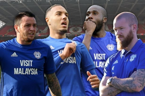 The contract status of every Cardiff City player following summer transfer dealings