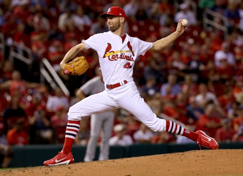 Cecil's return has Cardinals looking for what's left as Brewers' series looms