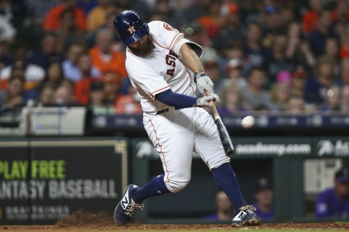 Game Recap: ENOUGH! Astros Erupt on Rockies, 12-1.