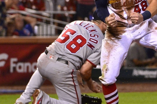 Jeremy Hellickson injures wrist, X-rays negative; Nats drop 4th straight...