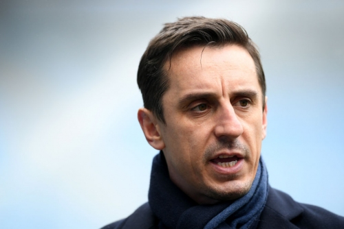 Gary Neville absolutely destroys Arsenal fan who trolled Manchester United legend over Salford City ticket prices
