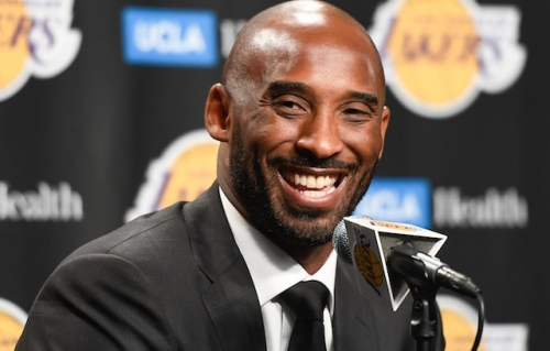 Lakers News: Kobe Bryant's $6 Million Investment In BodyArmor Now Worth $200 Million