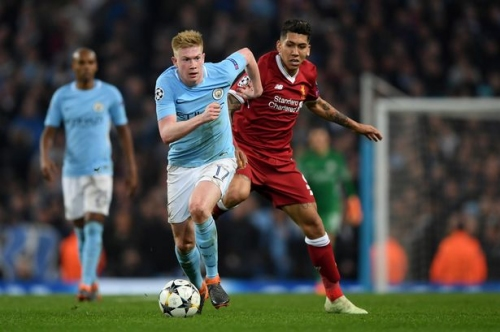 Liverpool FC fans had a mixed response to Kevin de Bruyne's injury