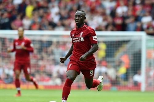Naby Keita could be the player that wins the Premier League title for Liverpool FC