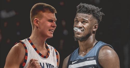 ESPN panel believes Jimmy Butler will join Knicks next year