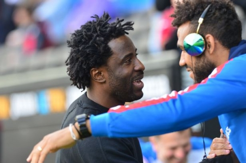 Graham Potter reveals latest on Wilfried Bony's future and other injured Swansea City stars
