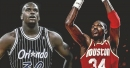 After the Magic lost to the Rockets in 1995 NBA Finals, Shaquille O'Neal challenged Hakeem Olajuwon to 1-on-1