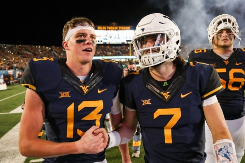 Will Grier and David Sills V Named All-Americans by Sports Illustrated