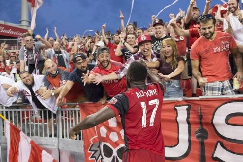 Major Link Soccer: Toronto wins Canadian Championship again