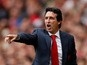 Arsenal boss Unai Emery: 'We will improve'