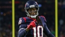 Video: Texans WR DeAndre Hopkins gets into fight with 49ers DB Jimmie Ward