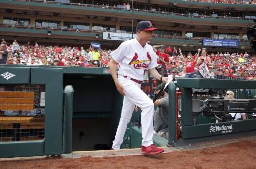 BenFred: One month of data says Shildt and staff have helped Cardinals find their stride