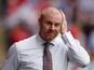 Burnley boss Sean Dyche: 'No decision made on Nahki Wells future'