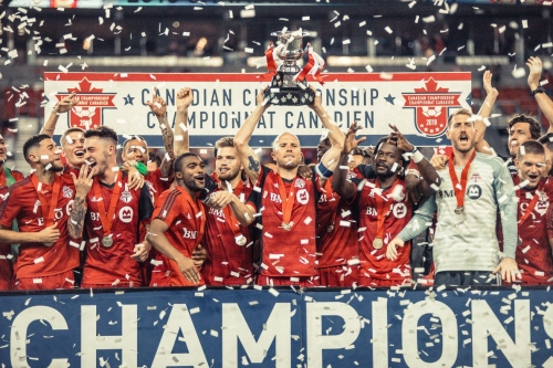 Photo Essay: Toronto FC kings of the north once again