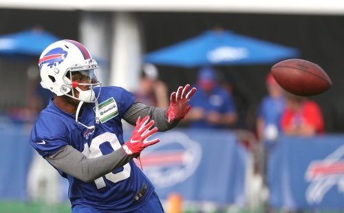 Corey Coleman gets a second chance with Bills after things fell apart with the Browns