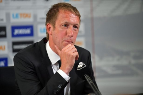 Everything Swansea City boss Graham Potter said on loan transfer signings, Birmingham City and more