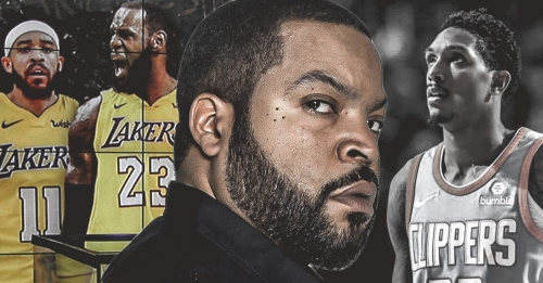 Ice Cube thinks L.A. should only have the Lakers as its NBA team