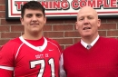 Scott County OL Bryan Hudson talks about decision to choose Virginia Tech
