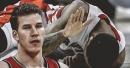 Jakob Poeltl says it's scary to think DeMar DeRozan will play with chip on his shoulder