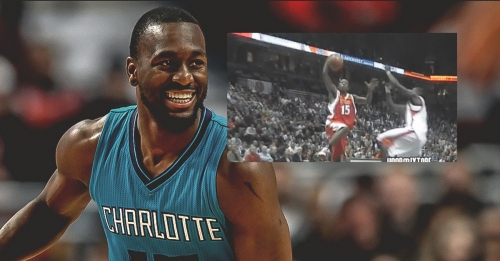 Kemba Walker reveals dunk on Jrue Holiday is the only time he's ever dunked on somebody