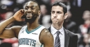 Kemba Walker says Charlotte will play much faster under new coach James Borrego