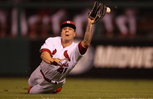 O'Neill hitting third for Cardinals