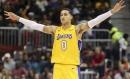 Lakers Video: Kyle Kuzma Makes Game-Winning 3-Pointer After Hosting Basketball Camp