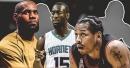 Hornets' Kemba Walker picks his all-time team