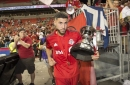 How did Jonathan Osorio and Alphonso Davies fare in Voyageurs Cup final?