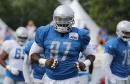 Detroit Lions' Ricky Jean Francois making donuts when it comes to money