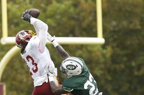 NFL Preseason: Washington Redskins vs New York Jets 1st Half