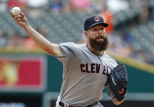 On Corey Kluber excelling with less, the Ohio Cup and a crowded disabled list for Cleveland Indians